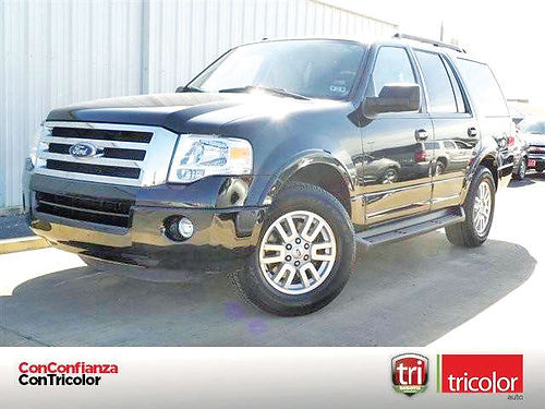 12 FORD EXPEDITION XLT 3RA FILA AUTO  PIEL AC TELEC CD F39671 713 793-6359