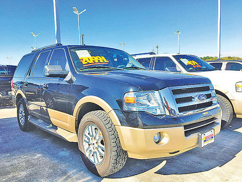 12 FORD EXPEDITION 3RA FILA AC DUAL ALLOYS AUTO  CAMARA TRASERA PIEL V8 4 PTS CLAEE07127