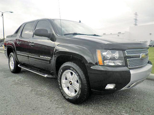 10 CHEVY AVALANCHE 260860 877 321-7256 18993