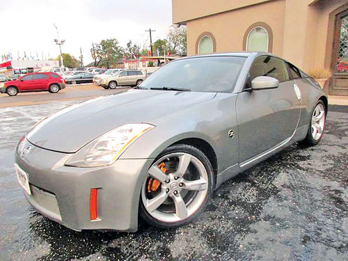 05 NISSAN 350Z ALLOYS SUPER LIMPIO 2 PTS AC TELEC CD VAJUST 713 574-5050 1995ENG