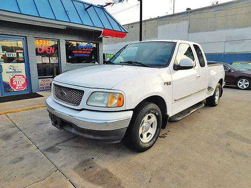 03 FORD F-150 XLT AC DUAL ALLOYS AUTO V6 2 PTS 281 397-3024 5995