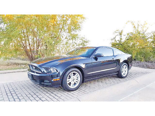 13 FORD MUSTANG AC DUAL ALLOYS AUTO PIEL V6 2 PTS 817 210-4920