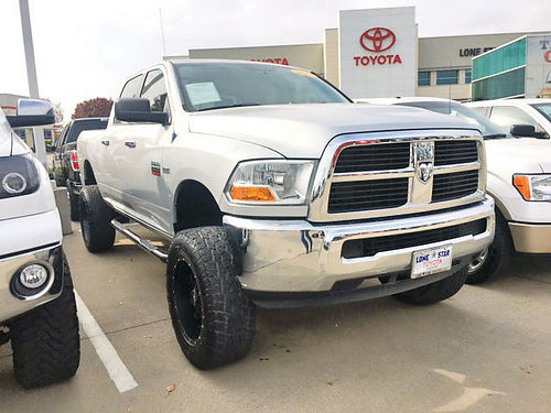 11 DODGE RAM 2500 HEAVY DUTY AC DUAL ALLOYS AUTO ESTRIBOS LIFTED 4 PTS HX598791A 214 736-