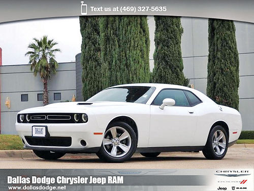 16 DODGE CHALLENGER SXT ALLOYS AUTO BLUETOOTH CD TODO ELECTRICO 214 442-0759 315MES