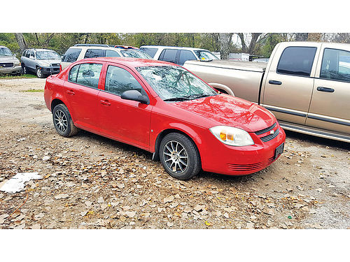 07 CHEVY COBALT AC DUAL ALLOYS AUTO SUPER LIMPIO 4PTS 444 133-4693 2250