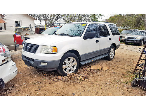 04 FORD EXPEDITION XLT 3RA FILA AC DUAL ALLOYS AUTO ESTRIBOS 4 PTS 444 133-4693 2800