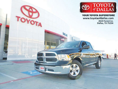14 DODGE RAM 1500 SLT AC DUAL ALLOYS ESTRIBOS V8 4 PTS ES298296 866 213-4016 132PAGOS