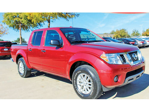 15 NISSAN FRONTIER ALLOYS AUTO V6 4 PTS CD CRUCERO AC AMFM RWD BED LINER P11517 469