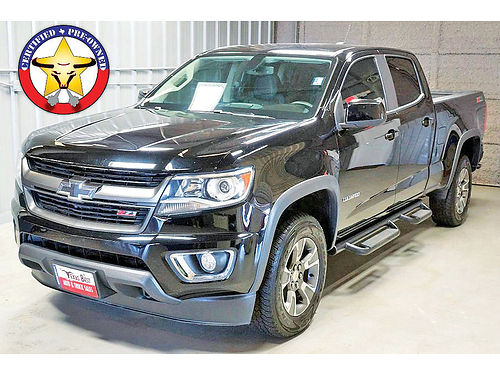 15 CHEVY COLORADO Z71 CAMARA TRASERA 34K TOW PKG ONE OWNER HEATED SEATS 19383 855 793-6643