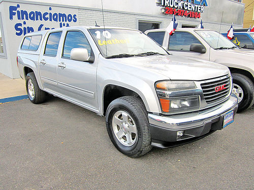 10 GMC CANYON AUTO AC TELEC CD 713 777-4774 1875ENG