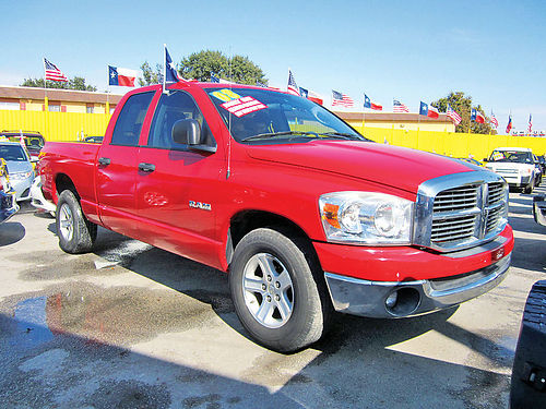 08 DODGE RAM 1500 AUTO AC TELEC CD 713 777-0707 995ENG