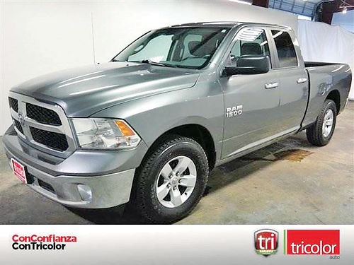 13 DODGE RAM 1500 SLT AUTO AC TELEC CD 548924 713 793-6359