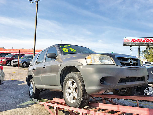 06 MAZDA TRIBUTE ALLOYS AUTO 4 PTS AC TELEC CD VAJUST 713 574-1283