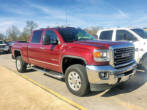 15 GMC SIERRA C-3500 HEAVY DUTY 4X4 AC DUAL ALLOYS AUTO DIESEL POWER STROKE PROTCAJA HEAVY