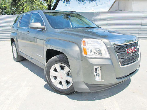 13 GMC TERRAIN SLE ALLOYS AUTO 4 PTS AC TELEC CD VAJUST 866 841-4473