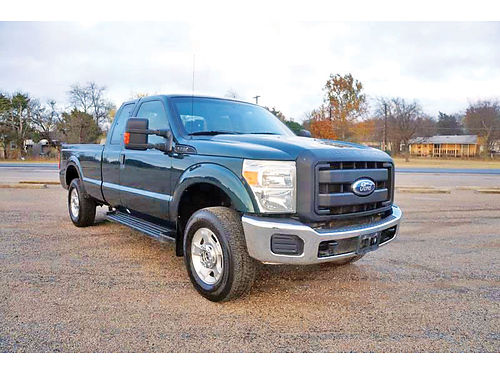 11 FORD F-250 SUPER DUTY AC DUAL ALLOYS AUTO ESTRIBOS 2 PTS CAB EXT C72036 214 296-4026
