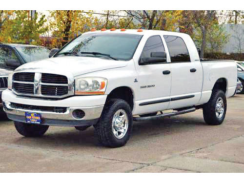 06 DODGE RAM 3500 SLT ALLOYS AUTO ESTRIBOS MEGA CAB CD TODO ELECTRICO 187735 817 717-3528