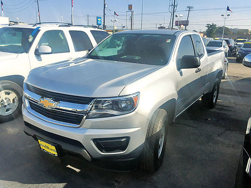 16 CHEVY COLORADO 62470C 855 693-4616 19991