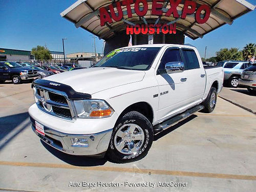 10 DODGE RAM 1500 SLT 4X4 4X4 AC DUAL ALLOYS AUTO ESTRIBOS 4PTS 186104 713 341-9627 199