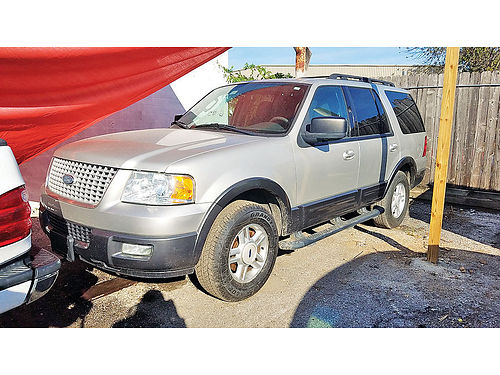 06 FORD EXPEDITION AC DUAL ALLOYS AUTO 4 PTS 281 397-3024 6995