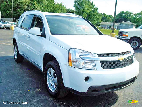 08 CHEVY EQUINOX  281 397-3024