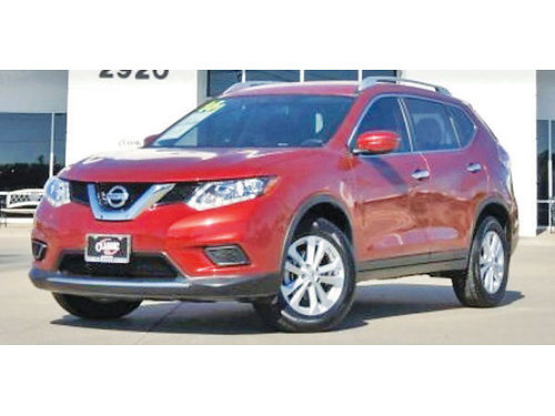 16 NISSAN ROGUE SV 4 CIL BLUETOOTH UN DUENO CD REMOTE KEYLESS ENTRY GP635176 972 854-5301