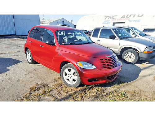 04 CHRYSLER PT CRUISER AC DUAL ALLOYS AUTO SUPER LIMPIO 4PTS 214 565-5699 2500