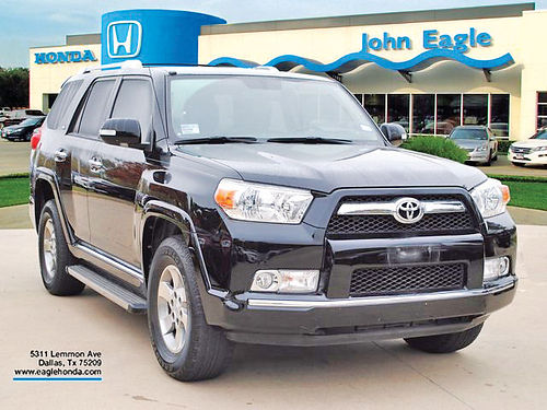 11 TOYOTA 4RUNNER SR5 ALLOYS AUTO BLUETOOTH ESTRIBOS PIEL CD TODO ELECTRICO HK192 877 935-