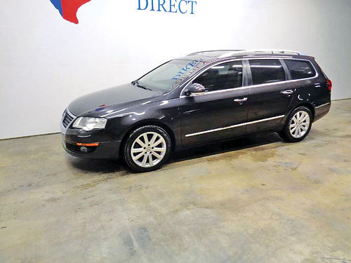 10 VOLKSWAGEN PASSAT WAGON KOMFORT ALLOYS AUTO BLUETOOTH PIEL QUEMAC HEATED SEATS 888 231-047