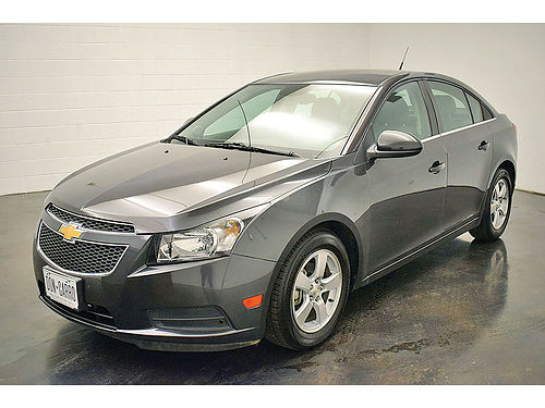 14 CHEVY CRUZE LT 6658 214 317-4209 1000ENG