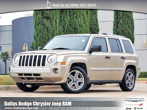 09 JEEP PATRIOT LIMITED ALLOYS AUTO CD TODO ELECTRICO 9D130463 214 442-0759 189MES