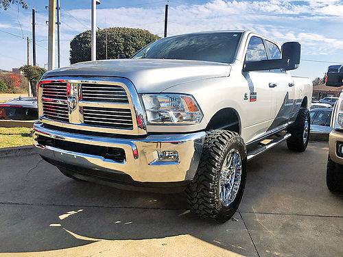 16 DODGE RAM 2500 HEAVY DUTY AC DUAL ALLOYS AUTO DIESEL ESTRIBOS TURBO 4 PTS 469 789-3311