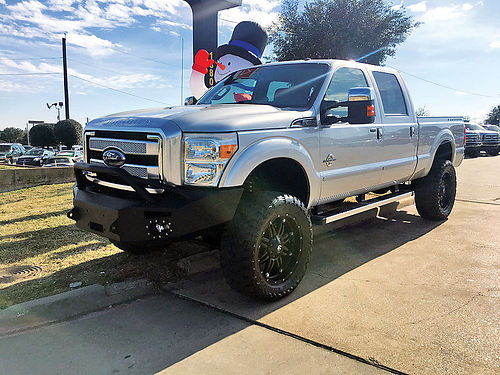15 FORD F-250 PLATINUM 4X4 AC DUAL ALLOYS AUTO PIEL POWER STROKE QUEMAC SISNAV 4 PTS 469