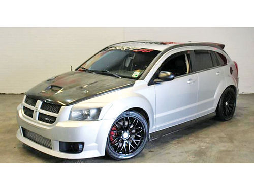 08 DODGE CALIBER SRT4 ALLOYS MANUAL TURBO 214 736-9492 6495