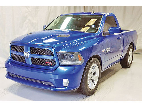 15 DODGE RAM 1500 RT HEMI CAMARA TRASERA SISNAV HEATEDCOOL SEATS ONE OWNER LOWERED 19431 8