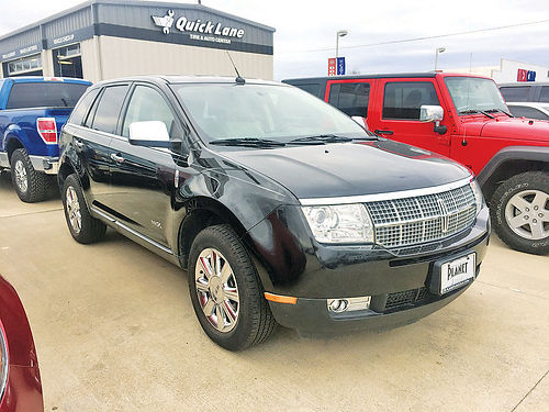 09 LINCOLN MKX AC DUAL ALLOYS AUTO LUXURY PACKAGE PIEL SUPER LIMPIA V6 4 PTS HL0252A 888