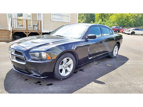 12 DODGE CHARGER AC DUAL ALLOYS AUTO 4 PTS 713 341-9626 9995