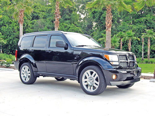 07 DODGE NITRO LUXURY AUTO120K MILLAS TELECCD 713 780-1616 6650