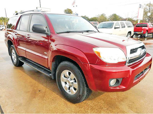07 TOYOTA 4RUNNER AC DUAL ALLOYS AUTO SUPER LIMPIA V6 4PTS 832 603-4995 2295ENG