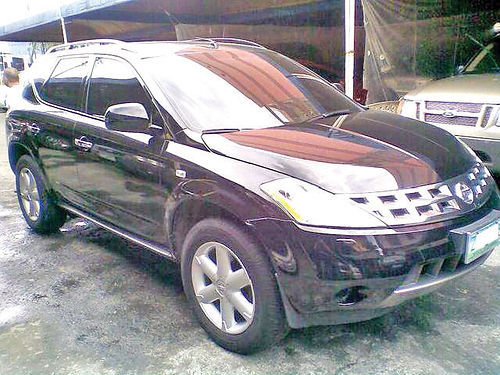 06 NISSAN MURANO 70795A 855 693-4616 5991
