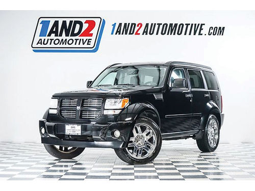07 DODGE NITRO RT AC DUAL ALLOYS AUTO SUPER LIMPIA P8733 214 771-8889 7988