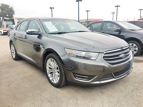 16 FORD TAURUS LIMITED AC DUAL ALLOYS AUTO PIEL QUEMAC 4PTS 214 442-0764 121PAGOS