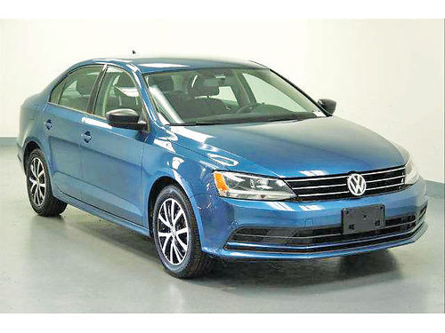 16 VOLKSWAGEN JETTA SE 4 CIL AC DUAL ALLOYS AUTO 4 PTS 17148R 817 533-8345 690ENG
