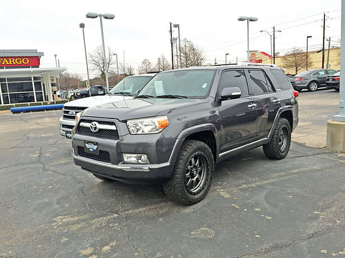 11 TOYOTA 4RUNNER ALLOYS AUTO BLUETOOTH CD TODO ELECTRICO F62996A 888 764-6370 259MES