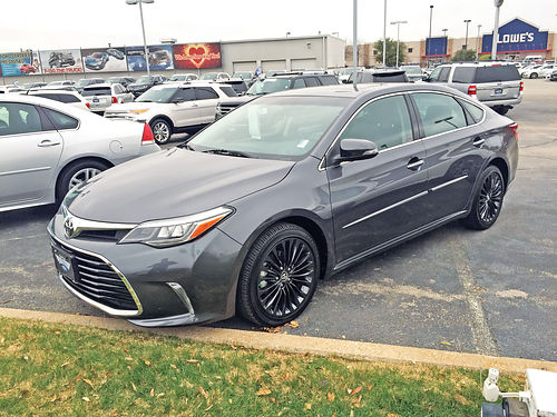 16 TOYOTA AVALON TOURING ALLOYS AUTO BLUETOOTH PIEL CD TODO ELECTRICO J62035A 888 764-6370