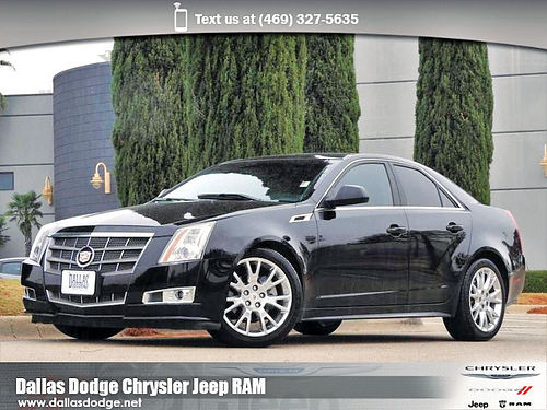 11 CADILLAC CTS PERFORMANCE ALLOYS AUTO BLUETOOTH PIEL QUEMAC SISNAV CD TODO ELECTRICO B01