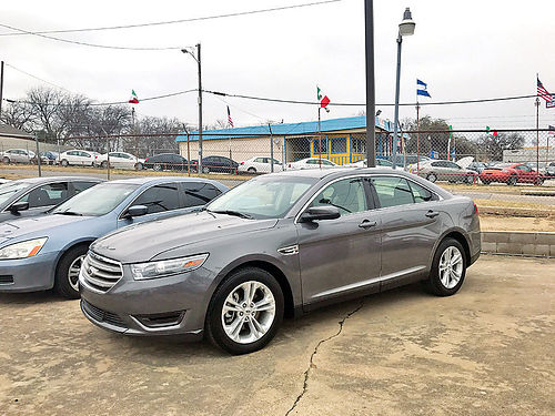 13 FORD TAURUS SEL ALLOYS AUTO BLUETOOTH V6 4 PTS AC CRUCERO AMFM CD FLEX FUEL 214 943