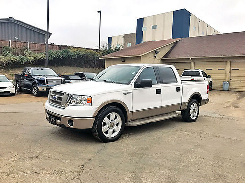 06 FORD F-150 KING RANCH ALLOYS AUTO ESTRIBOS PIEL V8 4 PTS AC CRUCERO AMFM CD 214 943