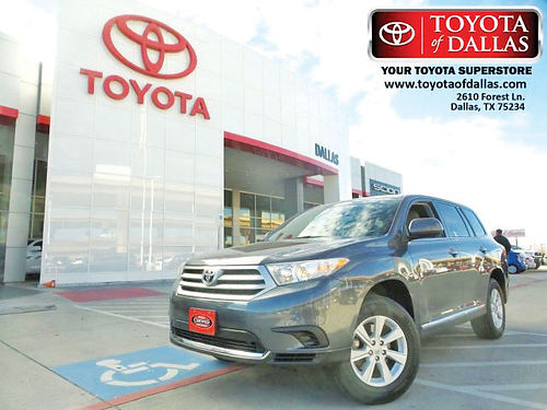 13 TOYOTA HIGHLANDER 4 CIL AC DUAL ALLOYS AUTO 4 PTS DS046044 866 213-4016 137PAGOS