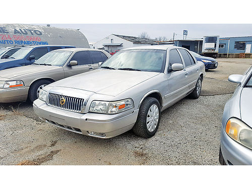 03 MERCURY GRAND MARQUIS AC DUAL ALLOYS AUTO 214 565-5699 3500